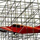 Scaffolding For Air Safety by Mick Kupresanin