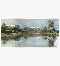 The Wetherlam Series ~ November Snow Poster
