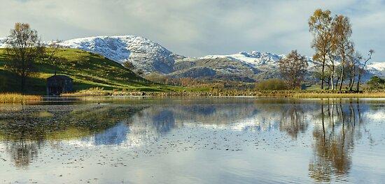 The Wetherlam Series ~ November Snow by Jamie  Green