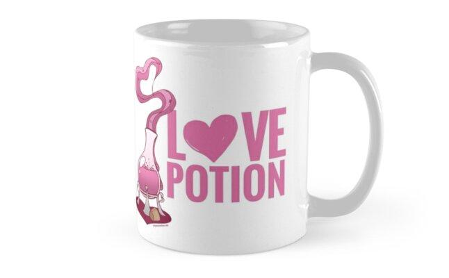 Love Potion by artemissart