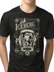 The Iceberg Lounge Tri-blend T-Shirt