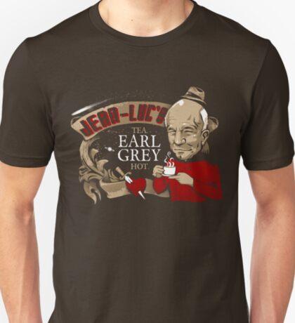Jean Luc's Engaging Earl Grey T-Shirt