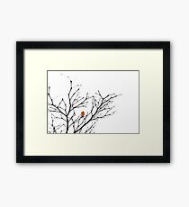 A fact of life Framed Print