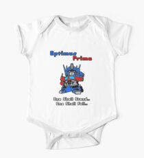 Optimus Prime - One Shall Stand.. One Piece - Short Sleeve