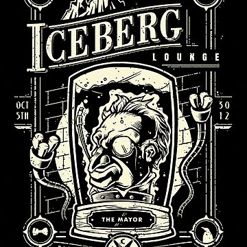 The Iceberg Lounge by bobmosquito