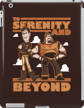 Serenity and Beyond by OneShoeOff