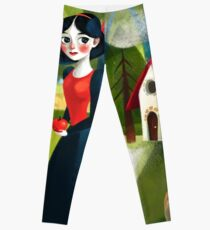 Snow White Leggings