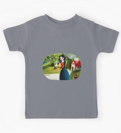 Snow White Kids Clothes