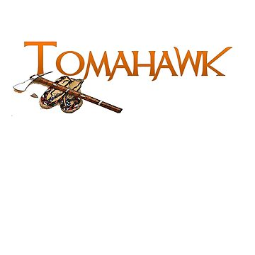 Tomahawk by sjanssen
