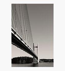 Bridge of Kärkinen 02 Photographic Print