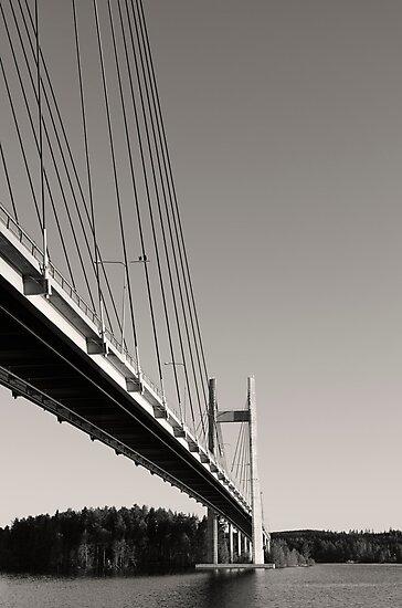 Bridge of Kärkinen 02 by Henry Moilanen