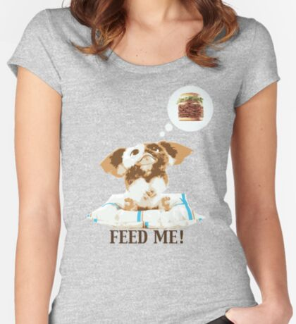 Gizmo Women's Fitted Scoop T-Shirt