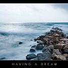 Having a Dream by dfm63