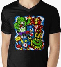 The Care Initiative  Men's V-Neck T-Shirt
