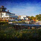 Tuckerton Seaport by Debra Fedchin