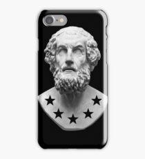 HOMERUS - GVNC  iPhone Case/Skin