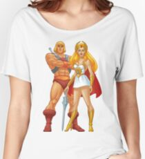 He-Man And She-Ra Women's Relaxed Fit T-Shirt