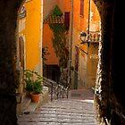 Colors of Roquebrune by Béla Török