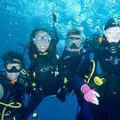 Nicole, Sheree, Alan and Sheila by Andrew Trevor-Jones