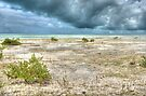 Storm over St Andrews Beach at Yamacraw in Nassau, The Bahamas by Jeremy Lavender Photography