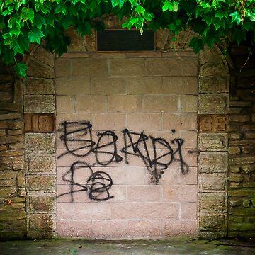 Graffito Mausoleo by seanlb1