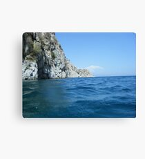 Greek Island Beauty 1 Canvas Print
