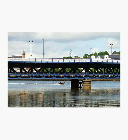Craigavon Bridge, Derry Photographic Print