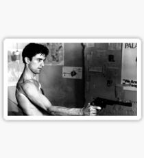 Travis Bickle - Taxi Driver Sticker