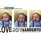 Love, Joy & Laughter by Michelle Ricketts
