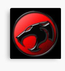 Thundercats Logo Canvas Print