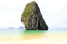 Phra Nang Beach - Railay - Thailand by Honor Kyne