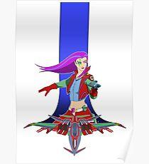 Star Warrior v2 Poster