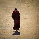 Solemn Monk by RayDevlin
