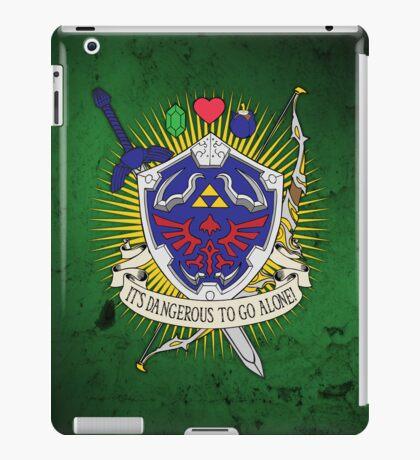 It's dangerous to go alone! - iPad Case iPad Case/Skin