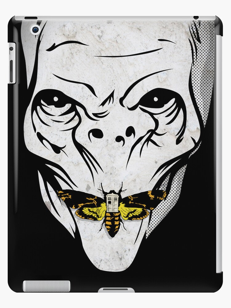 The silence of the Silence - iPad Case by D4N13L