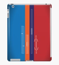 Leonardo, Michelangelo, Donatello, Raphael - Stripes iPad Case iPad Case/Skin