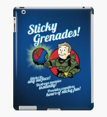Sticky Greandes! - iPad Case iPad Case/Skin