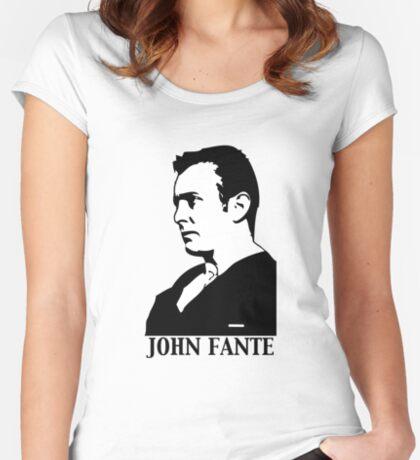 John Fante Women's Fitted Scoop T-Shirt