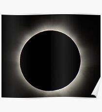 Eclipse - Cairns 2012, Inner Corona Poster