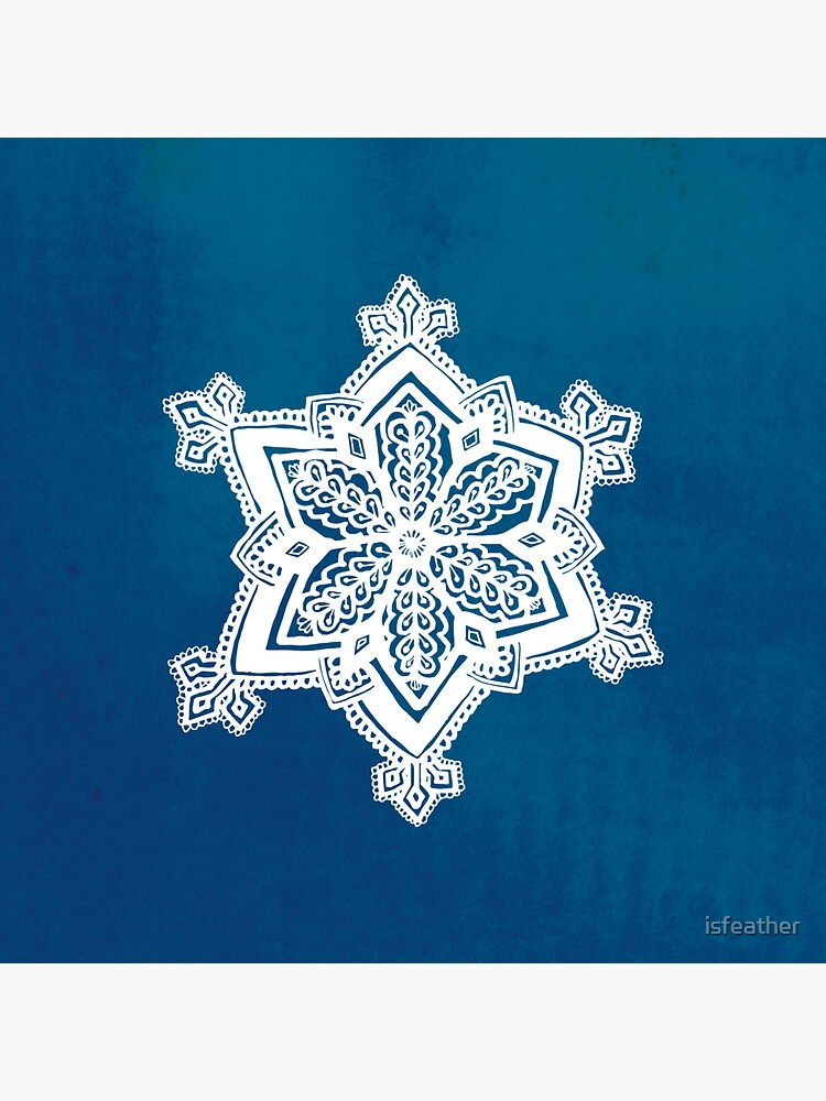 Snowflake II by isfeather