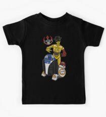 Beastie Bots Kids Tee