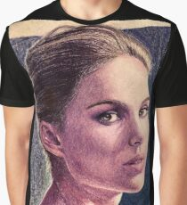 Natalie Portman Graphic T-Shirt