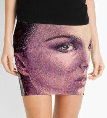 Natalie Portman Mini Skirt