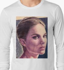 Natalie Portman Long Sleeve T-Shirt