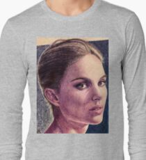 Natalie Portman Long Sleeve T-Shirt