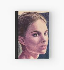 Natalie Portman Hardcover Journal