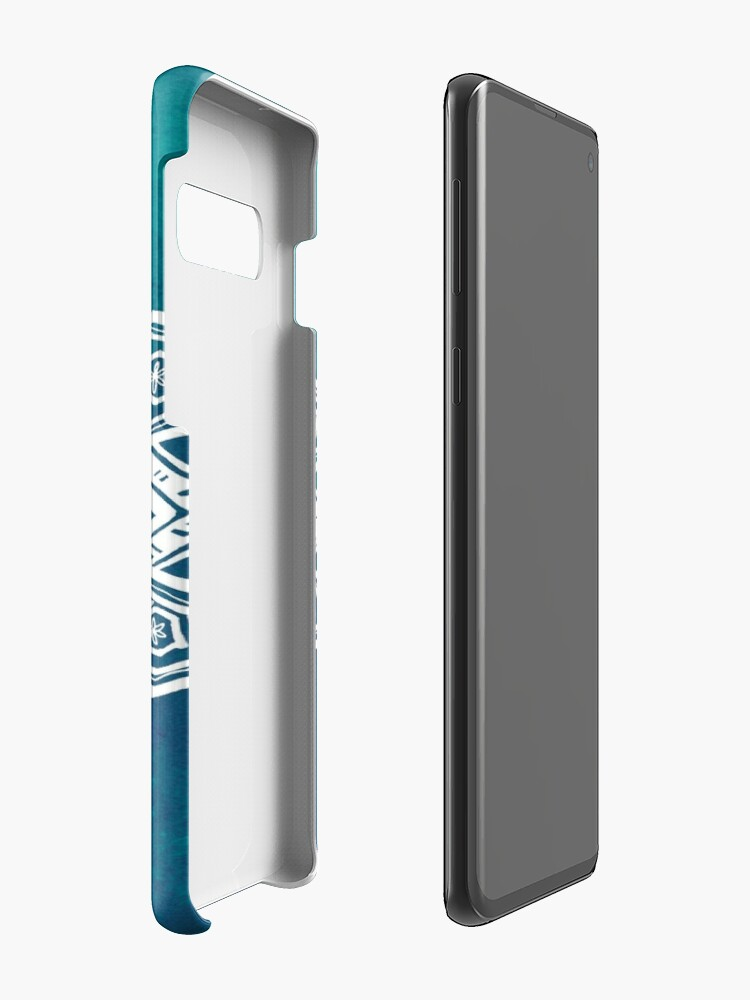 Alternate view of Snowflake I Case & Skin for Samsung Galaxy