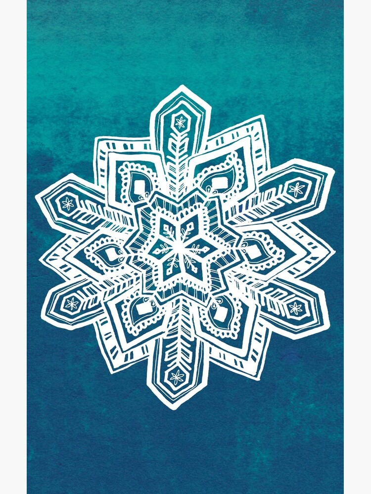 Snowflake I by isfeather