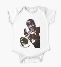 Louis Armstrong One Piece - Short Sleeve