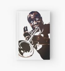Louis Armstrong Hardcover Journal